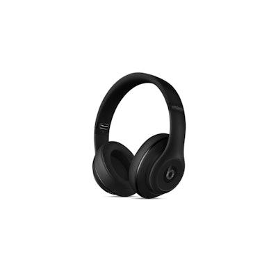 Beats Studio Wireless Over-Ear Headphones - Matte Black - Apple (SG)