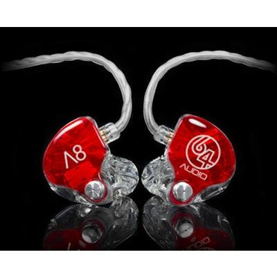 1964-A8 IEM | 64 Audio | 1964 EARS | In-Ear Monitors