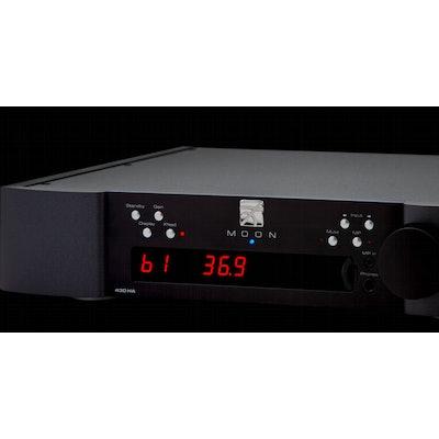 430HA Headphone Amplifier | MOON - Simaudio