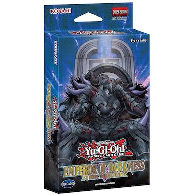 YuGiOh Emperor of Darkness Structure Deck