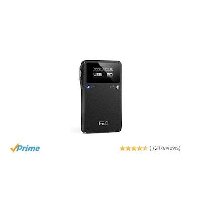 Fiio E17K ALPEN 2 USB DAC Headphone Amplifier: Electronics
