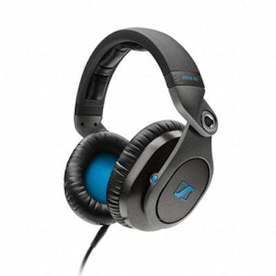 Sennheiser HD8 DJ On Ear Headphones - Closed ; Passive Noise Attenuation