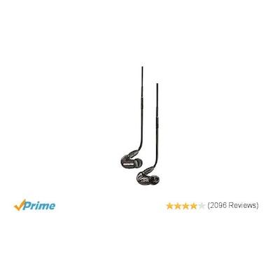 Shure SE215-K Sound Isolating Earphones