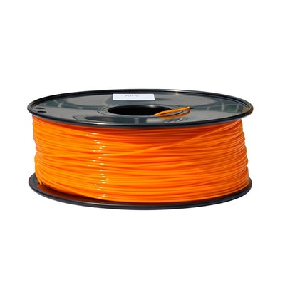HobbyKing 3D Printer Filament 1.75mm PLA 1KG Spool (Orange)