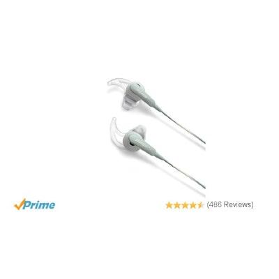Bose SoundSport in-ear headphones -  Frost