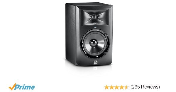 "Amazon.com: JBL LSR305 5"" 2-Way Powered Studio Monitor: Musical Instruments"