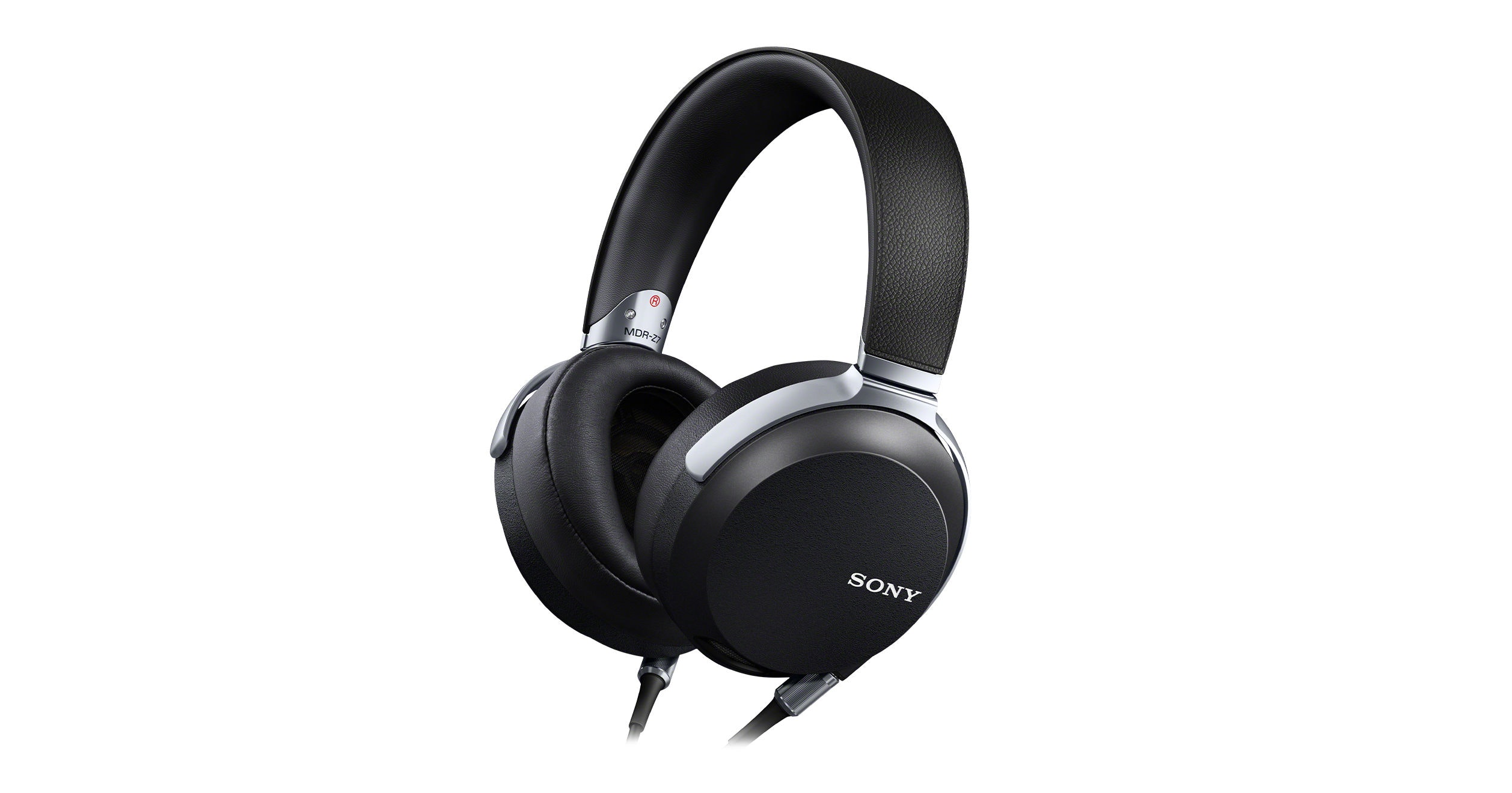 Professional Headphones for High-Resolution Audio   MDR-Z7.   Sony US