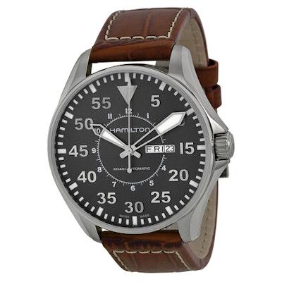 HAMILTON KHAKI H64715885 - AUTOMATIC MEN'S WATCH - Watch Direct Australia