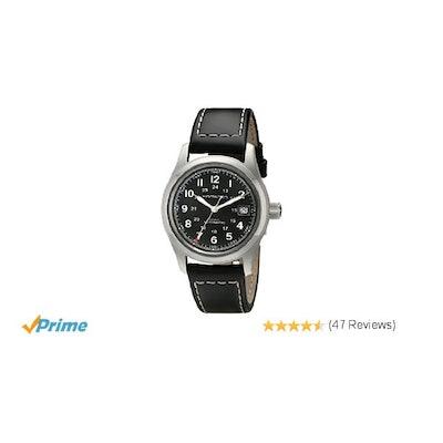 Hamilton H70455733 Khaki Field Watch