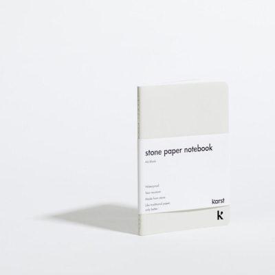Stone Paper Pocket Journal   Karst Stone Paper