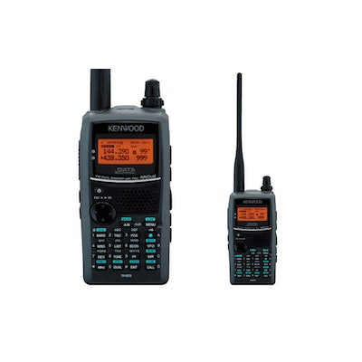 TH-D72A Dual Band Handheld Transceiver