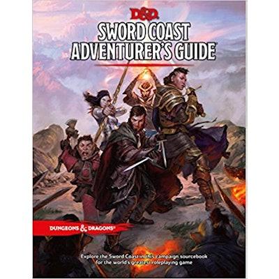 Sword Coast Adventurer's Guide (D&D Accessory)