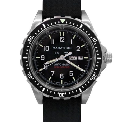 Search & Rescue Jumbo Diver's Automatic (JDD) - MarathonWatch