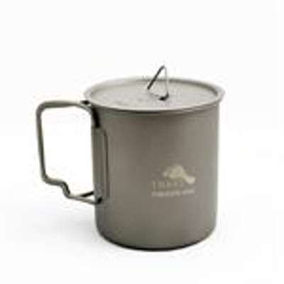TOAKS Titanium 450ml Cup with Cover