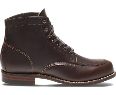 Men - Courtland 1000 Mile Boot - Brown | Wolverine