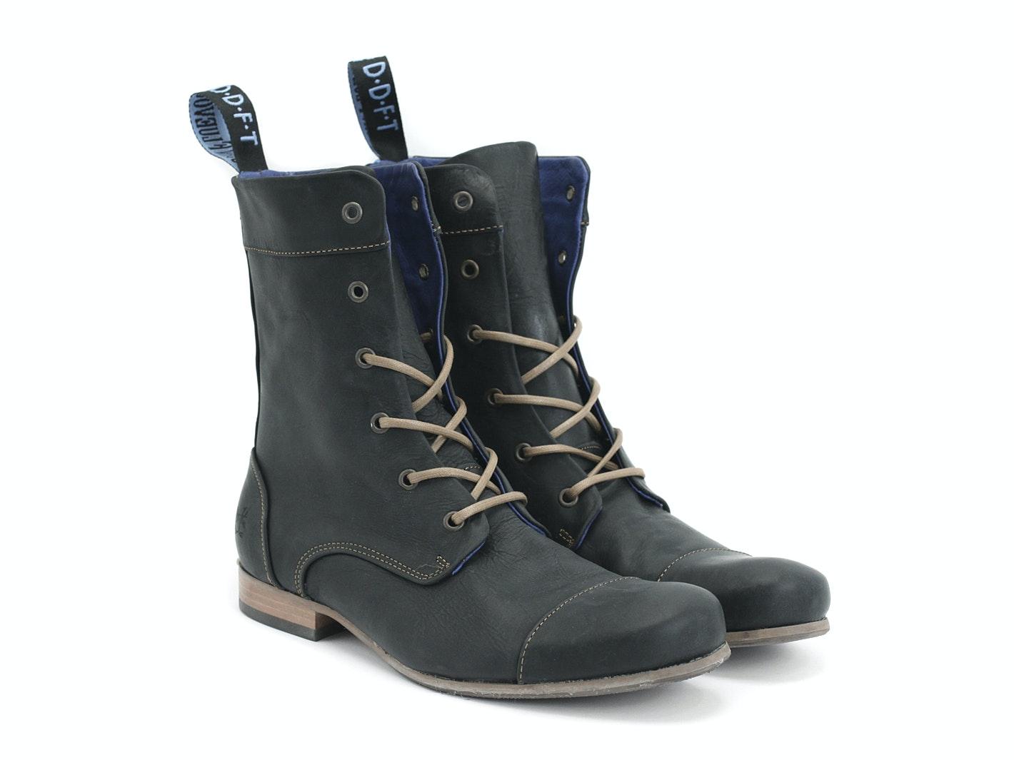 Fluevog Shoes | Shop | BBC: Men's (Black)