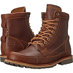 """Timberland Earthkeepers® Rugged Original Leather 6"""" Boot Tobacco Forty Leather -"""