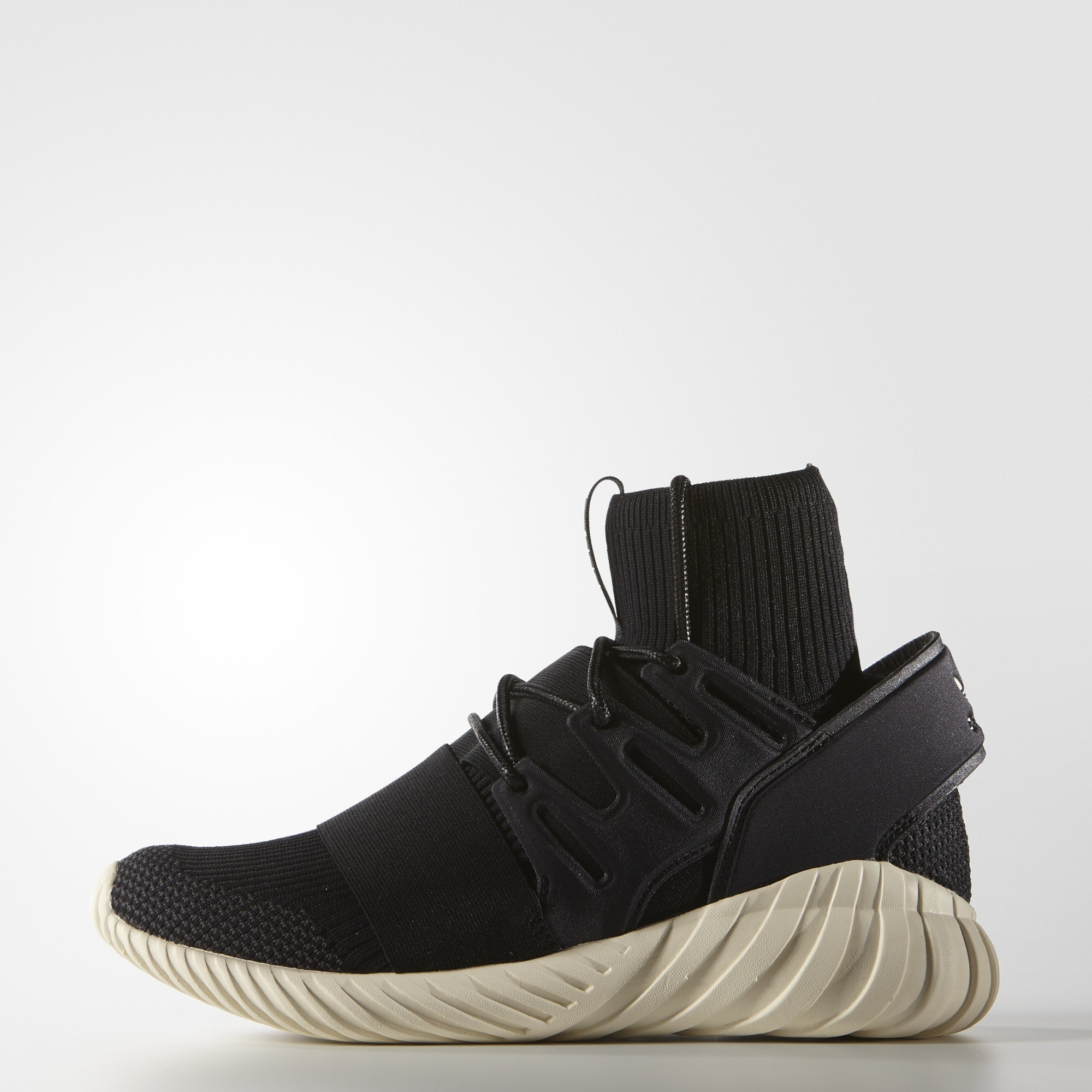adidas Tubular Doom Primeknit Shoes - Black | adidas US