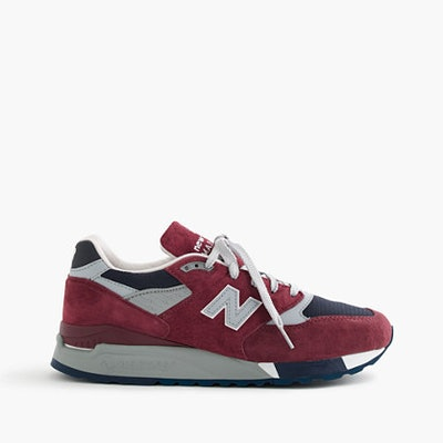 New Balance® for J.Crew 998 port sneakers : sneakers | J.Crew