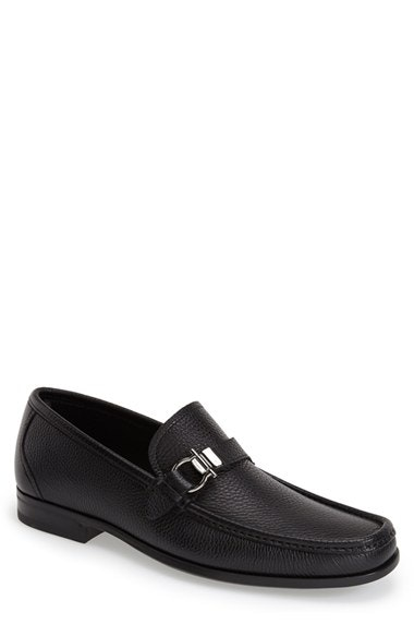 Salvatore Ferragamo Muller Bit Loafer (Men) | Nordstrom