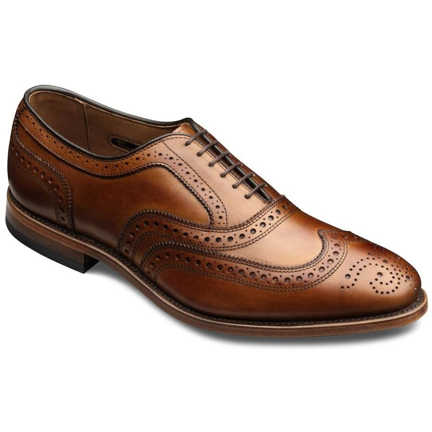 McAllister - Wingtip Lace-up Oxford Mens Dress Shoes