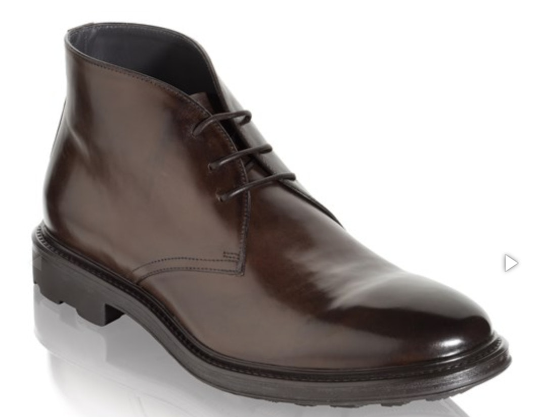 To Boot New York: Men's Jarrod Boots in Dark Brown