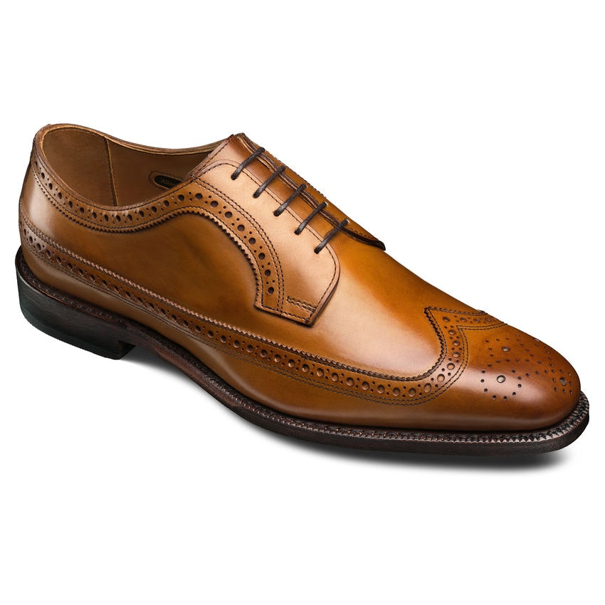 Leiden Wingtip Blucher by Allen Edmonds