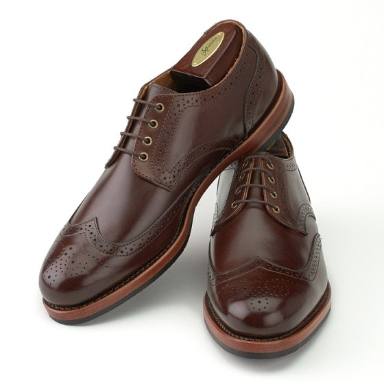 Danforth Wingtip Calf - Men's