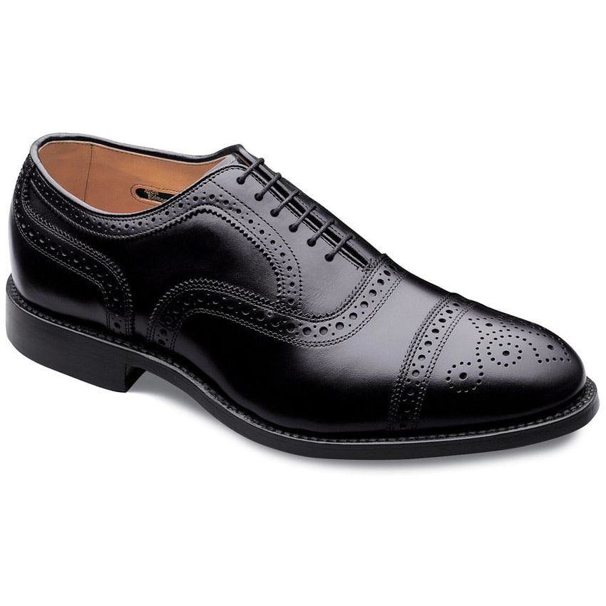 Allen Edmonds Strand-cap Oxfords Black