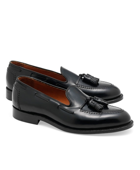 Alden Cordovan Leather Tassel Loafers | Brooks Brothers
