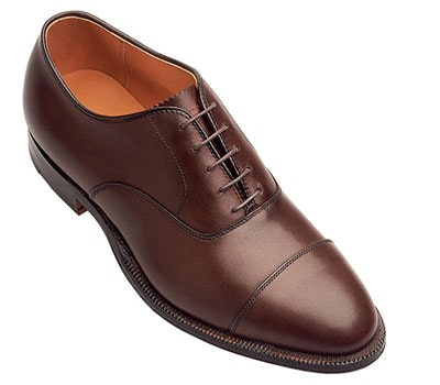 Alden New England Straight Tip Bal Oxford