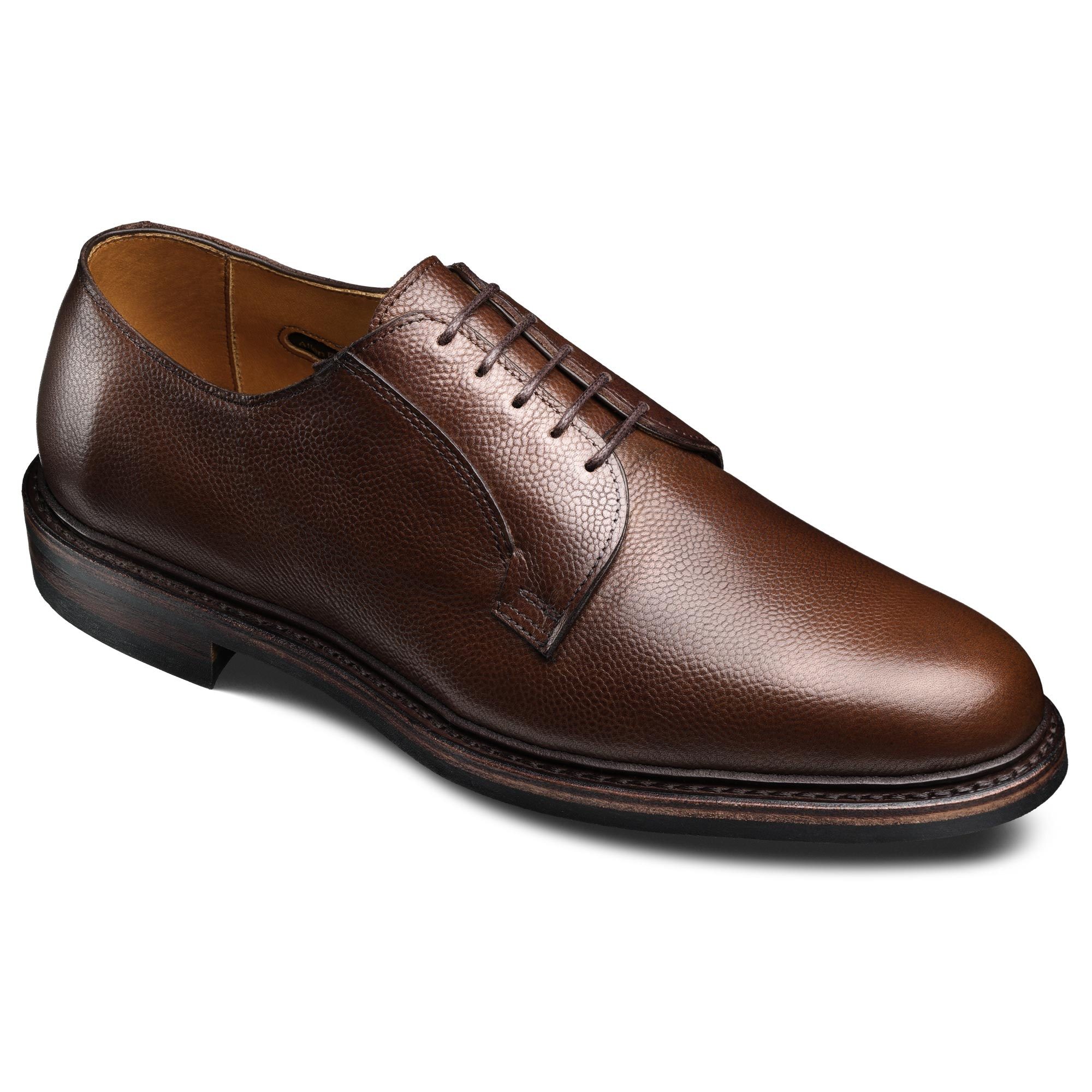 Leeds 2.0 - Plain-toe Lace-up Oxford Mens Dress Shoes by Allen Edmonds