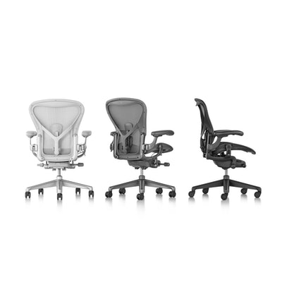 Aeron Chair - Office Chairs - Chairs -  Herman Miller Official Store