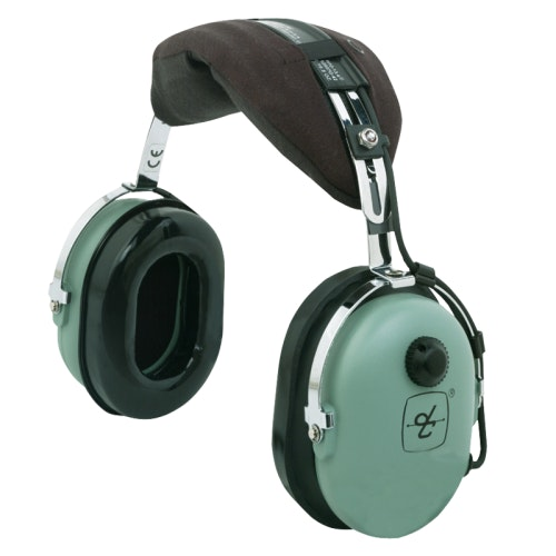 10S / DC Stereo Headset
