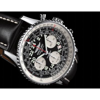 Breitling Navitimer Cosmonaute - 24-hour pilot's watch