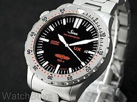 Sinn UX EZM 2 B GSG9 on Bracelet