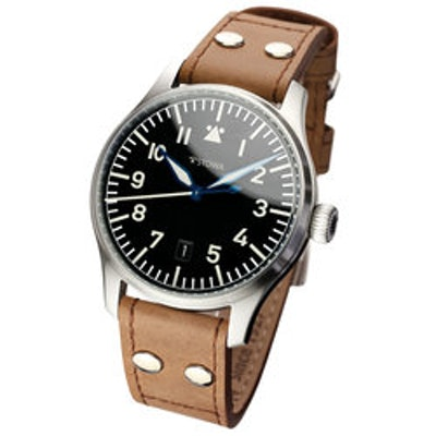 Flieger with logo and date - STOWA GmbH & Co.KG