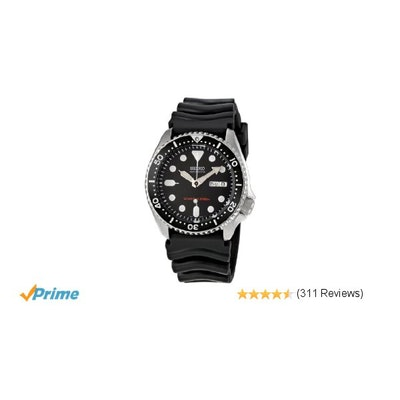 Amazon.com: Seiko Men's SKX007K Diver's Automatic Watch: Seiko: Watches