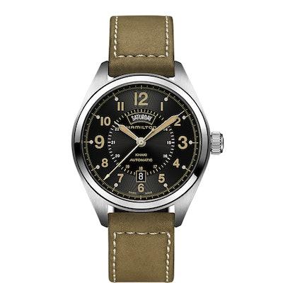 Day Date Auto | Khaki Field - Mens| Hamilton Watches