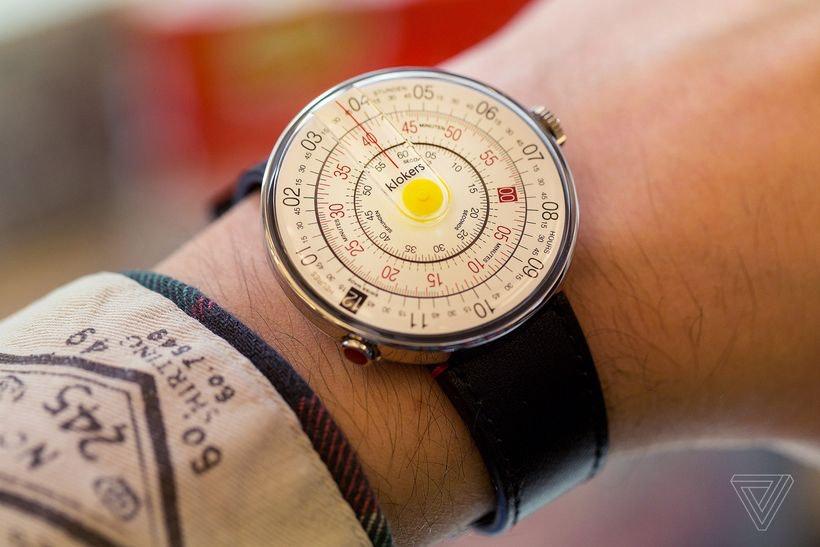 KLOK-01 watch