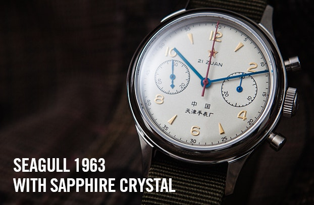 Seagull 1963 Chinese Air Force - Seagull 1963 Air Force Military Watch