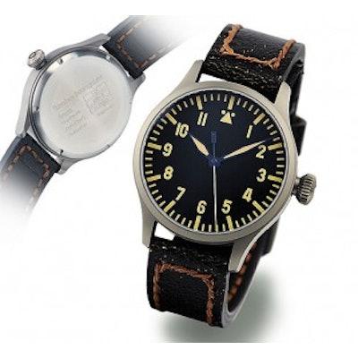 Nav B-Uhr 44 Vintage TITANIUM A-Type - Pilot Watch - Steinhart Watches
