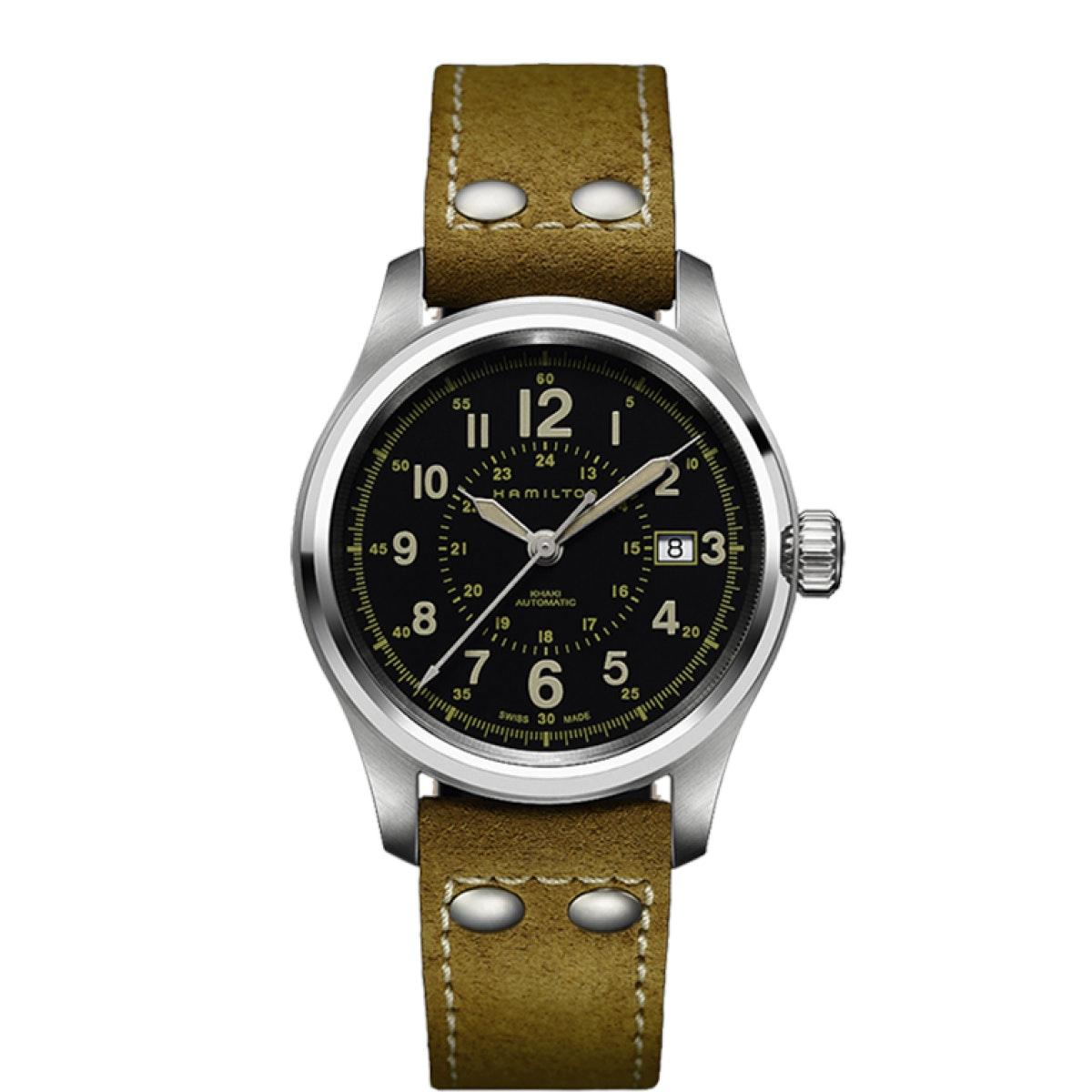 Auto 40mm | Khaki Field - Mens| Hamilton Watches