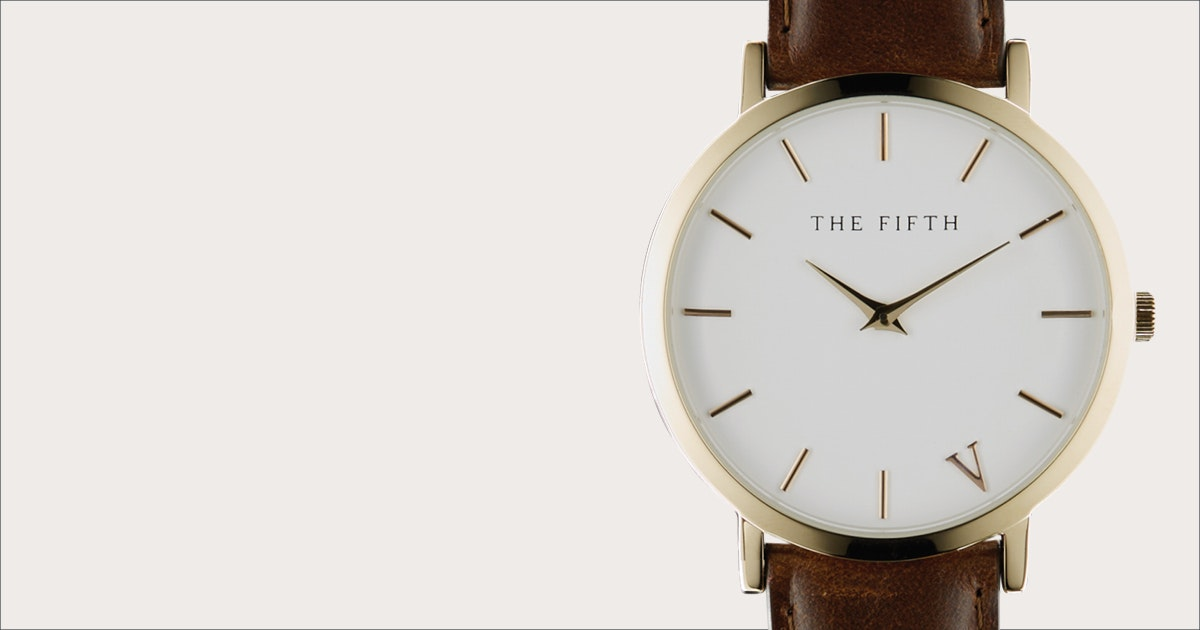 Tribeca - The Fifth Watches