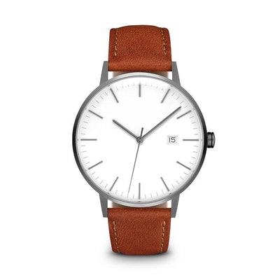 Men's The Minimalist - Gunmetal/Tan   – LinjerOpen MenuCloseTwitter