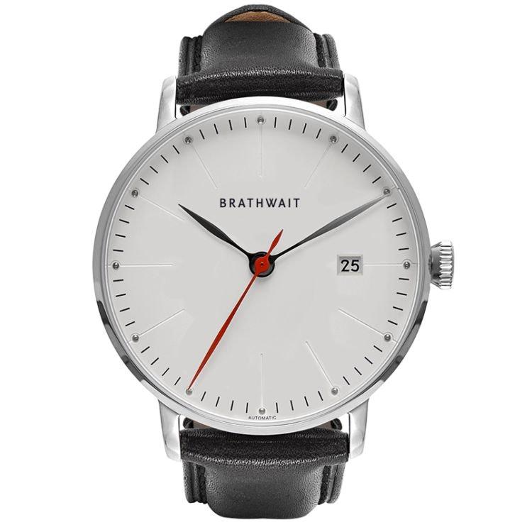 The automatic minimalist wrist watch: Melano top grain… – Brathwaiticon-facebook