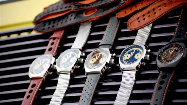 Curve Chrono Watch Straton Watch Company