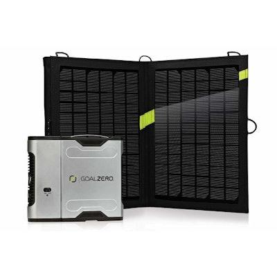 Sherpa 50 Solar Kit | Complete Solar Kits | Goal Zero