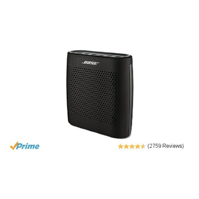 Amazon.com: Bose SoundLink Color Bluetooth Speaker (Black): MP3 Players & Access
