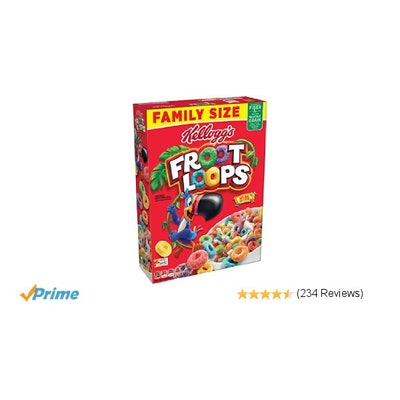Amazon.com: Froot Loops, 21.7 Oz: Prime Pantry